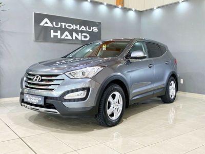 gebraucht Hyundai Santa Fe 2.2 CRDi 4WD*Navi*Klimaautomatik*