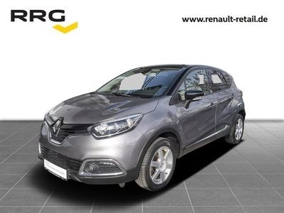 second-hand Renault Captur 1.5 dCi 110 eco² INTENS ENERGY Navi, Klimaautomat