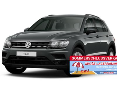 gebraucht VW Tiguan 1.5 TSI 150 DSG CL Nav Disc in Kehl