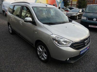 käytetty Dacia Lodgy 1,5l Diesel Prestige Navi Sitzheizung