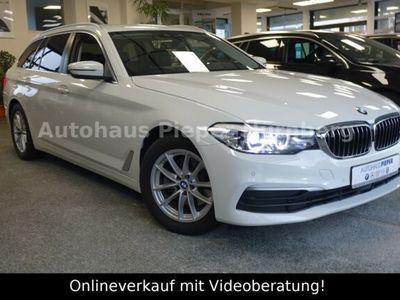 gebraucht BMW 520 D Touring*NavPr*Leder*H&K*ACC*HeadUp*Garantie als Kombi in Nürnberg