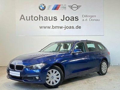 gebraucht BMW 318 d Touring (Navi Bussines, Komfortzugang)
