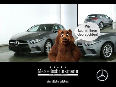 gebraucht Mercedes A220 PROGRESSIVE/LED/SHZ/NAVI/DIGI RADIO Klima