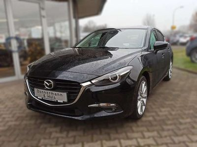gebraucht Mazda 3 Sports-Line *LED*Rückfahrkamera*Bose*