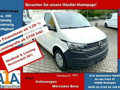 gebraucht VW Transporter T62.0 TDI T6.1Euro 6d-TEMP, elekris