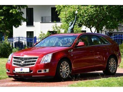 gebraucht Cadillac CTS 3.6 V6 Sport Luxury 4WD Sport Wagon Aut.