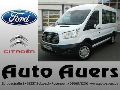 gebraucht Ford Transit 2.0 TDCi DPF 350 L2 Trend FWD #Tempomat