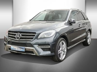 gebraucht Mercedes ML350 BlueTEC 4MATIC Off-Roader Park-Assist Pan