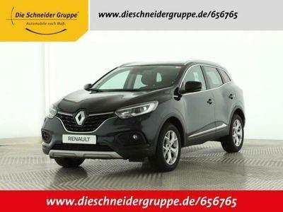 gebraucht Renault Kadjar TCe 140 GPF Limited NAVI KAMERA SHZ PDC