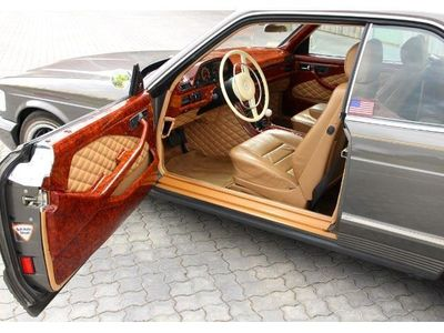 gebraucht Mercedes 380 500SEC / 500 SEC