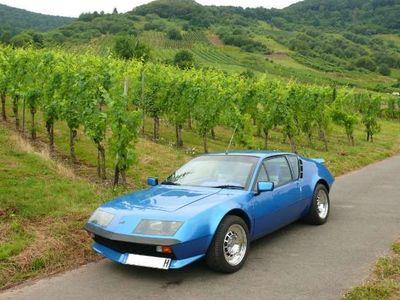 gebraucht Renault Alpine V6 A310 V6