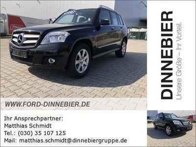 gebraucht Mercedes GLK220 GLK BlueEfficiency 4Matic DPFCDI