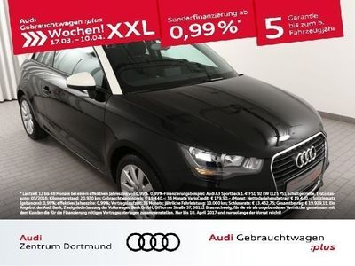 gebraucht Audi A1 1.4TFSI NAV/SHZ/APS/Alu (Navi Einparkhilfe)