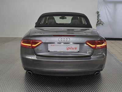 gebraucht Audi A5 Cabriolet 3,0 TDI quattro Leder Tempomat Navi