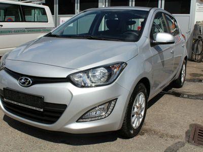 used Hyundai i20 Trend, 1. Hand, Klima, Scheckheft
