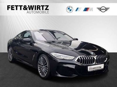 gebraucht BMW 840 d xDrive MSport Leas. ab 848,- br. o.Anz.