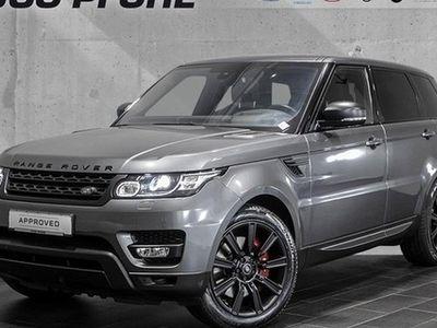 gebraucht Land Rover Range Rover Sport HSE Dynamic SDV8 - UPE 98.180 EUR