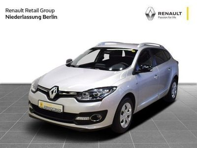 gebraucht Renault Mégane GrandTour 3 1.6 16V 110 LIMITED DELUXE K
