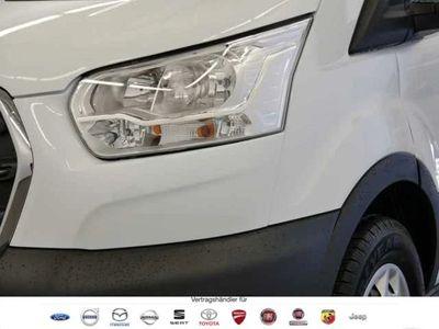 gebraucht Ford Transit Trend 350 L3 Pritsche Doka AHK Ganzjahresreifen