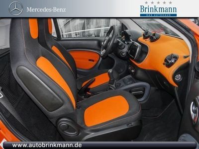 gebraucht Smart ForTwo Coupé 52kWTempomat ABS ESP edition #1