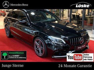 gebraucht Mercedes C63 AMG AMG T Perf. Abgasanlage Pano Kamera Head-up