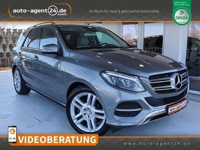 gebraucht Mercedes GLE350 4M
