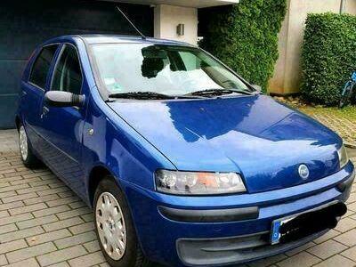 gebraucht Fiat Punto 105.000 km, HU bis Juli 2021