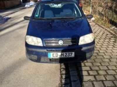 gebraucht Fiat Punto Bj 2004. (reserviert)