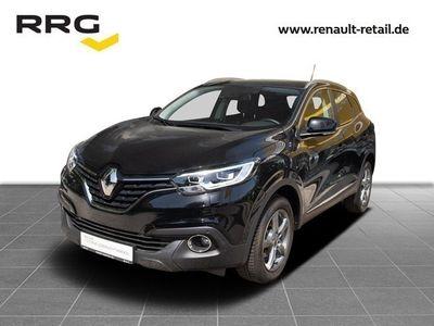 gebraucht Renault Kadjar 1.2 TCe 130 CROSSBORDER AUTOMATIK Bose, Leder, Pa