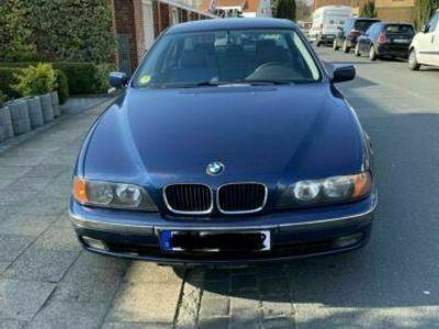 gebraucht BMW 530 D (E39)1HAND Rentner Fahrzeug172...