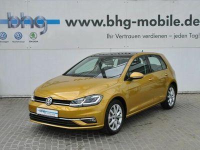 used VW Golf Highline 1.5 TSI DSG Navi Panoramadach