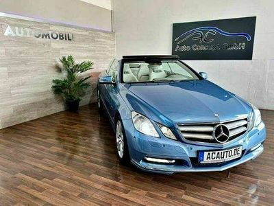 gebraucht Mercedes E220 CDI BlueEfficiency Cabrio