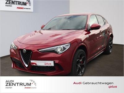 gebraucht Alfa Romeo Stelvio 2.9 V6 Bi-turbo Quadrifoglio Q4 DAB, Harma