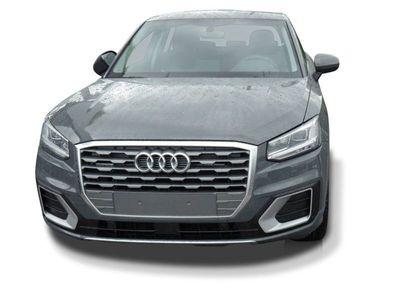 gebraucht Audi Q2 2.0 TDI DPF SPORT QUATTRO S-TRONIC LED-SCHEINWERFER NAVI PDC SHZG 4 JAHRE GARANTIE