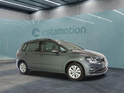 gebraucht VW Golf Sportsvan Golf Sportsvan 15 TSI ACT OPF COMFORTLINE NAVI