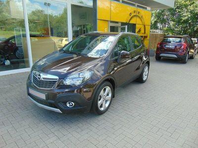 gebraucht Opel Mokka Edition ecoFlex 4x4 AHK Navi