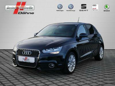 gebraucht Audi A1 Sportback 1.4 TFSI DSG Ambition