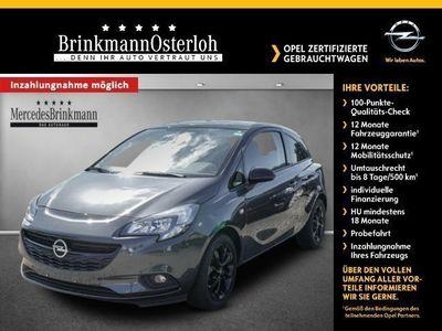 gebraucht Opel Corsa 1.4 Color Edition SHZ/Parktronic/Klima eFH./NSW