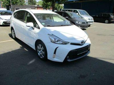 gebraucht Toyota Prius+ 1.8-l-VVT-i orininalfarbe weiß 7Sitze