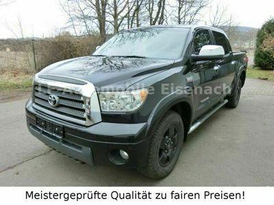 gebraucht Toyota Tundra 5.7l V8 4x4 Limited Klima/Leder/SD/AHK...