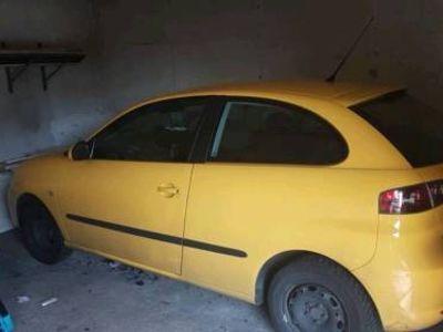 gebraucht Seat Ibiza 1,4 16v Sport Edition