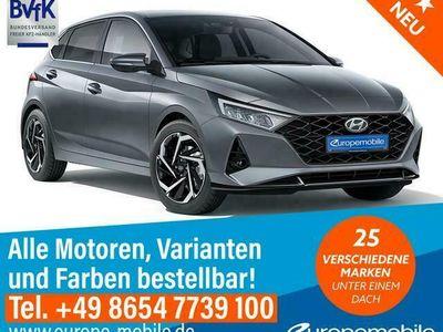 gebraucht Hyundai i20 COMFORT (Promo) (D4) 1.0 T-GDI 100 6-Gang...