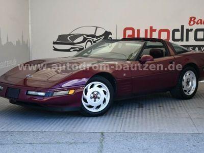 gebraucht Corvette C4 LT1 40th Anniversary Edition Targadach