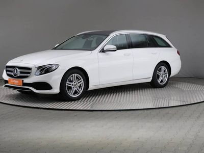 gebraucht Mercedes E220 E-KlasseT 9G-TRONIC Avantgarde COMAND LED