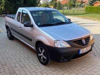 gebraucht Dacia Logan Pick-Up 1.6 MPI mit Klima und Sitzheizung, 8-fach