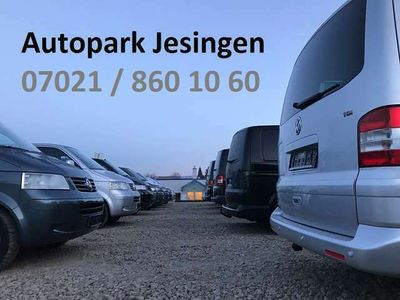 gebraucht VW T5 Kombi 140PS/Edition/8Sitzer/2xSchiebetür/Standheizung