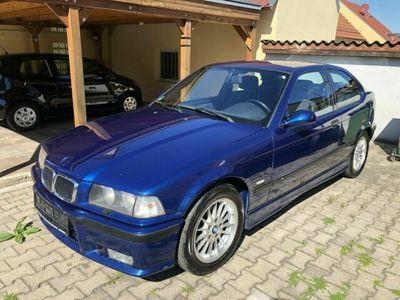 gebraucht BMW 323 Compact ti M-Packet Orginal Facelift SMC