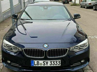 gebraucht BMW 428 Gran Coupé XDRIVE LUXURY LINE VOLL VOLL