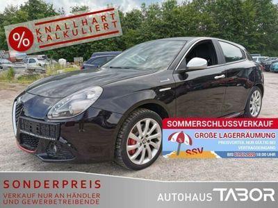 gebraucht Alfa Romeo Giulietta 2,0 JTDM 16V Turismo QV Sportiva PDC