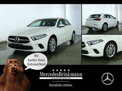 gebraucht Mercedes A200 PROGRESSIVE/LED/SHZ/SPIEGEL PKT Parktronic